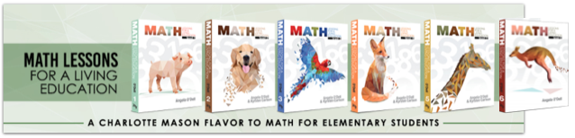Master Books Editions of Math Lessons for a Living Education